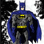 Batman : PAINT STYLE by Digby1996
