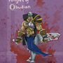 Knight of Obsidian by fliberdigibit
