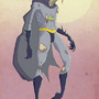 Zombie Bats by mungo-raginbrain
