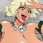 Giantess Mii (Jungle de Ikou)