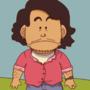 Self Portrait in Dr. Slump style
