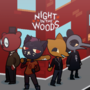 Night in the Woods Print