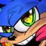 sonic the hedgehog FAN ART!