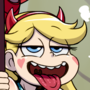 Star x Horse!Marco (Star VS The Forces of Evil)