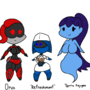Female Characters Thusfar