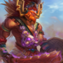 Aztec soldier - TCG Illustration