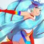 Racing Miku 2016 by commandycan