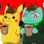 Detective Pikachu And Bulb
