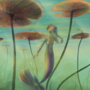 Lily pad forest   Mermay day 10