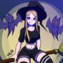 witch 2 by valpu