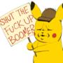 Detective Pikachu - STFU Boomer