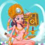 Carnatic karmic cannabis god