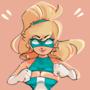 Smash girl