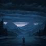 Isolation / a landscape interpration