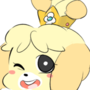 Isabelle in Daisy Cosplay