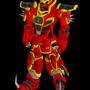 GAT-001 Prometheus (finished) by Sanchez150894