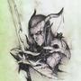 Dragon Elf ... fantasy by SmokeryDots
