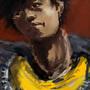 Self Portrait by Uzilover
