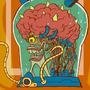 Captain N: Mother Brain by kevinbolk