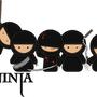 Ninja Lineup by DerSchneemann
