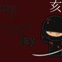ninja Jay by DerSchneemann