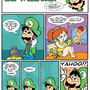 Sucks to be Luigi: Friend