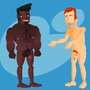 Bicurious Pico/Darnell by AlmightyHans