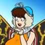 KG Mothra ojou-sama laugh