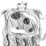 King Jellyfish with a gun