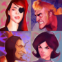 Venture Bros Power Couples