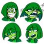 margo expression sheet
