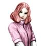 Hidori Rose draw drawing character anime girl art