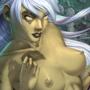 Zombie Tramp 61 (Topless Version)