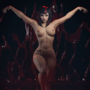 Mortal Kombat 11 - Skarlet Pinup #1