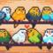 Chirping ( ^)>