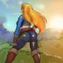 Zelda: Nice View