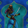Moorish Warrior