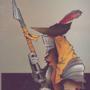 Yellow Guardsman