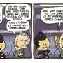 Star Wars Funnies: Tarkin by kevinbolk