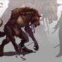 Geats-Werewolf by arvalis