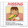 Missing In Action by Torogoz