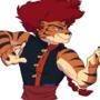 Jaykeem Tiger style
