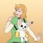 Kagura!Takeru (Fruits Basket/Digimon Mashup)