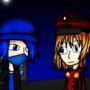 Madness CrystalBlue And Asuka Langley