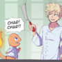 Cooking With Charmander