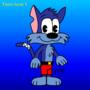 Toon June 1 - Favorite Cartoon Character (Furrball Cat)