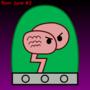 Toon June 2 - Favorite Cartoon Villain (Evil Con Carne)
