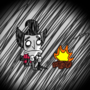 I didn't know that the characters in Don't Starve Together needed to sleep