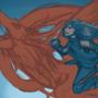 Dragon Rider Sketch