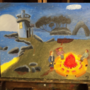 Scene from Monkey Island II